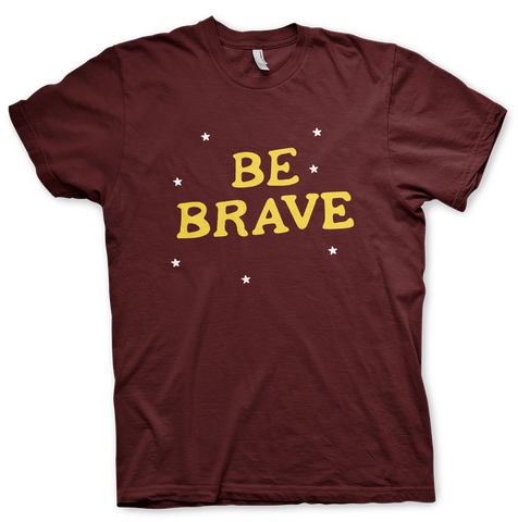 'Be Brave' T-Shirt