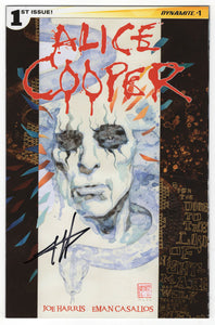 Alice Cooper #1 Regular Cover Front