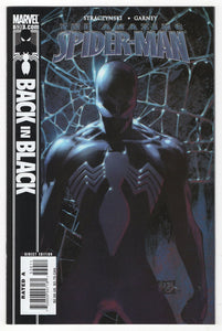 Amazing Spider-Man #539 Regular Ron Garney Cover Front