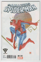 Amazing Spider-Man #1 David Mack Fried Pie Variant Cover Front