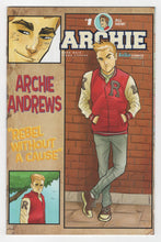 Archie #1 Variant Cover Front