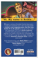 Archie #1 Kate Leth Books a Million Variant Back Cover