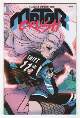 Motor Crush #2 Cover Front