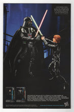 Star Wars Darth Vader #1 Young Variant Cover Back