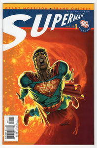 All Star Superman #1 Neal Adams Incentive Variant Front Cover