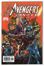 Avengers Finale #1 Neal Adams Cover Front