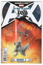 Avengers Vs X-Men #7 Esad Ribic Team X-Men Variant Cover Front
