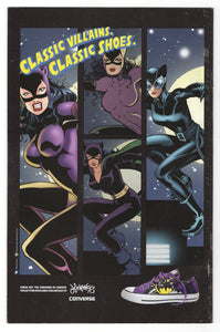 Batgirl #1 Regular Adam Hughes 2nd Printing Cover Back