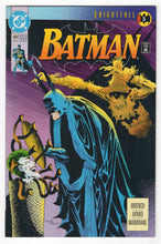 Batman #494 Regular Kelley Jones Cover (1993) Front