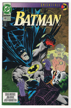 Batman #496 Regular Kelley Jones Cover (1993) Front
