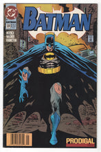 Batman #514 Regular Ron Wagner Cover (1995) Front