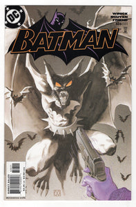 Batman #626 Regular Matt Wagner Cover (2004) Front