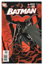 Batman #655 Regular Andy Kubert Cover (2006) Front