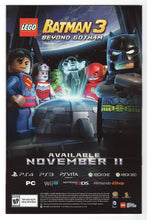 Batman Detective Comics #36 Lego Variant Cover Back
