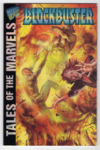 Tales of the Marvels Blockbuster #1 Regular Tristan Shane Cover (1995) Front