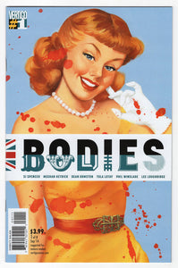 Bodies #1 Regular Fiona Stephenson Cover (2014) Front