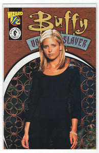 Buffy the Vampire Slayer Wizard #1/2 Edition with Certificate (1999)
