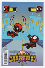 Contest of Champions #1 Skottie Young Variant Cover (2015) Front