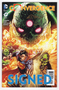 Convergence #0 Regular Ethan Van Sciver Cover (2015) Signed by Ethan Van Sciver