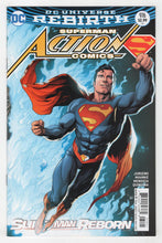 Action Comics #976 Variant Cover Front
