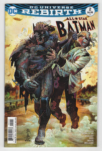 All Star Batman #2 Variant Cover Front