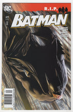 Batman #679 Cover Front
