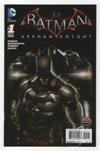 Batman Arkham Knight #1 Variant Cover Front
