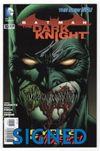 Batman the Dark Knight #10 Cover Front