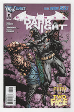 Batman the Dark Knight #2 Cover Front