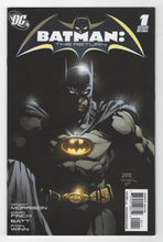 Batman the Return #1 Cover Front