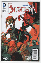 Batwoman #33 Variant Cover Front