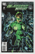 Blackest Night #2 Cover Front