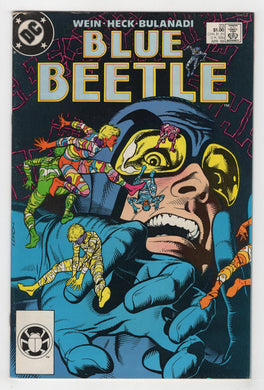 Blue Beetle #23 Cover Front