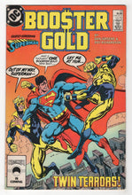 Booster Gold #23 Cover Front
