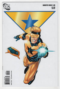 Booster Gold #40 Cover Front