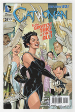 Catwoman #29 Cover Front