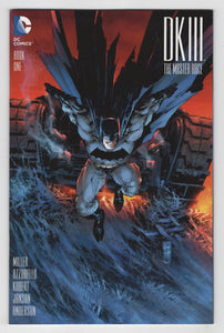 Dark Knight III The Master Race #1 Midtown Variant Cover Front
