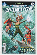 Justice League #24 Cover Front