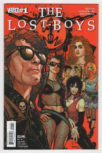 Lost Boys #1 Cover Front