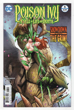 Poison Ivy Cycle of Life and Death #6 Cover Front