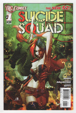 Suicide Squad #1 Cover Front