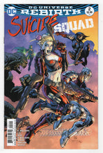 Suicide Squad #2 Cover Front