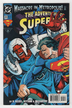 Adventures of Superman #515 Cover Front