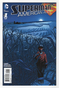 Superman American Alien #1 Cover Front