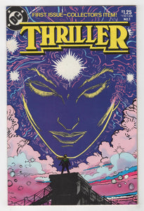 Thriller #1 Cover Front