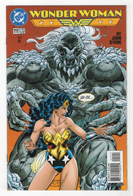 Wonder Woman #111 Cover Front