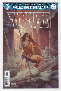 Wonder Woman #26 Variant Cover Front
