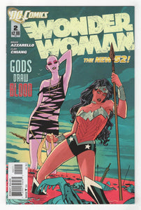 Wonder Woman #2 Cover Front