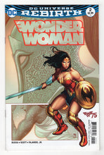 Wonder Woman #2 Variant Cover Front