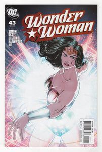 Wonder Woman #43 Cover Front